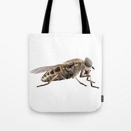 Large marsh horsefly species Tabanus autumnalis Tote Bag