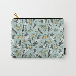Pigeons, Apricots, and Thyme Carry-All Pouch