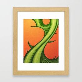 Bramble Framed Art Print