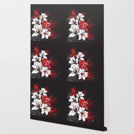 Rouge et Noir Wallpaper