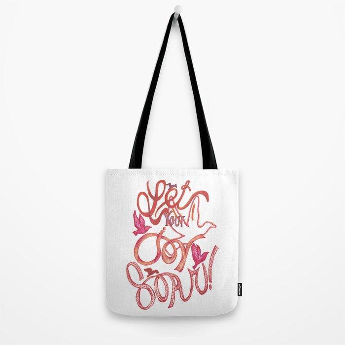Let Your JOY Soar! Tote Bag