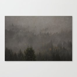Forest of My Heart Canvas Print