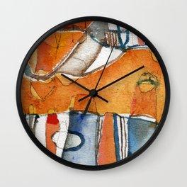 Ciudad Wall Clock