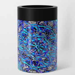 Blue spin Can Cooler