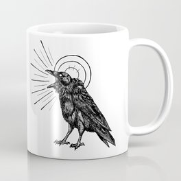 HOLY CROW Coffee Mug