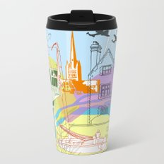 Norwich- City of Stories Metal Travel Mug