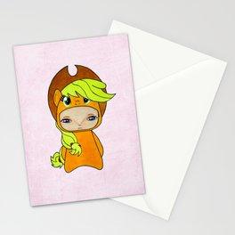 A Boy - Applejack Stationery Cards