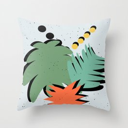 Stacking Shapes 04 Throw Pillow