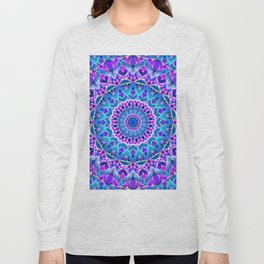 Mandala Geometric Flower G534 Long Sleeve T-shirt