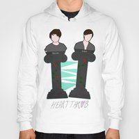 tegan and sara Hoodies featuring Heartthrob [Tegan and Sara] by Canadiquin
