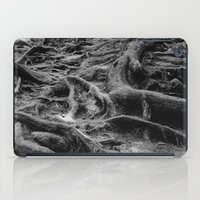 daria iPad Cases featuring Roots by Dar'ya Vlasova