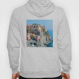 Italy. Cinque Terre - Cliffside Hoody