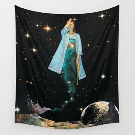 The Genie Wall Tapestry