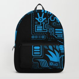 Nonsensical Doodle 1 Backpack