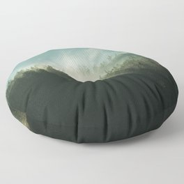 In the end Floor Pillow
