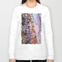 nick cave Long Sleeve T-shirts featuring Cave by Dalmatica