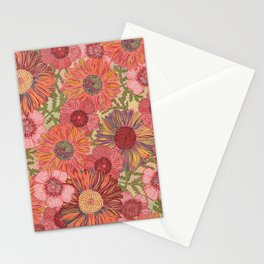 Day of the Daisies (Pale) Stationery Cards
