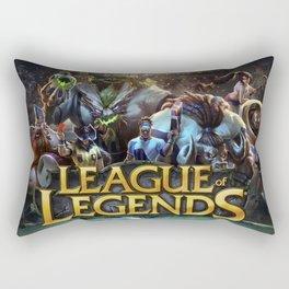 Sport League Rectangular Pillow