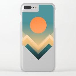 Inca Clear iPhone Case