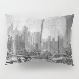 Brooklyn Bridge 3x Pillow Sham