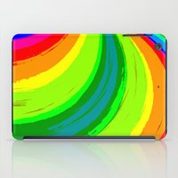 pride iPad Cases featuring Pride by Vix Edwards - Fugly Manor Art