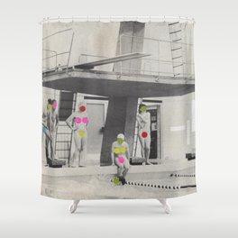 Modesty Shower Curtain