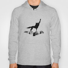 Canis lupus Hoody