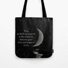 You, as much as anyone... Tote Bag