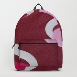 Retro dots Backpack