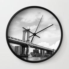 Vanishing Point Wall Clock