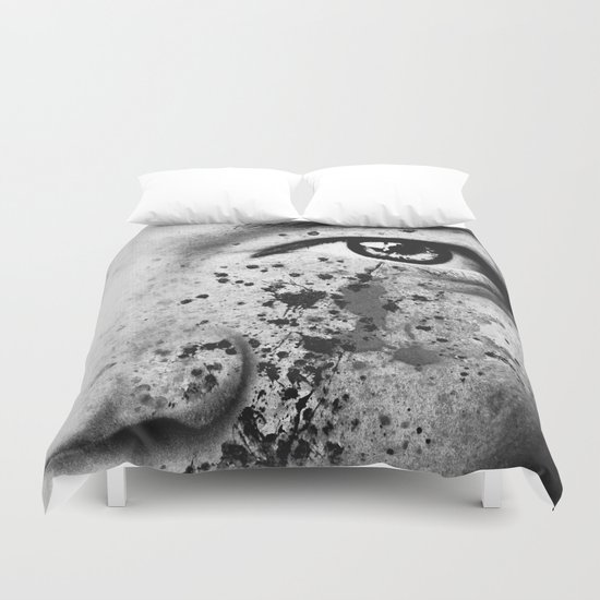 Anonymous - Ella 4 Duvet Cover