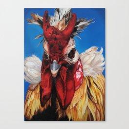 Vaughn Spitzenhauzen (Joe) Canvas Print