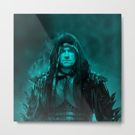 Undertaker - Celebrity Metal Print