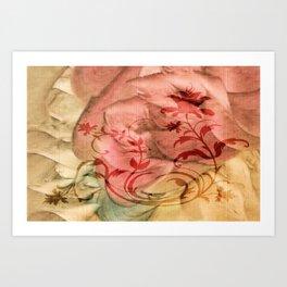 Acephali Art Print