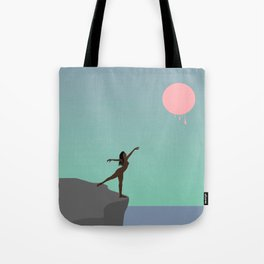 Blood Moon 2 Tote Bag