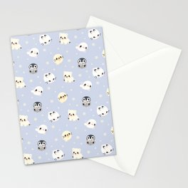 Arctic Babies Stationery Cards
