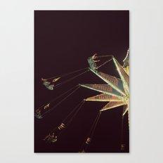 All the Pretty Lights - III Canvas Print
