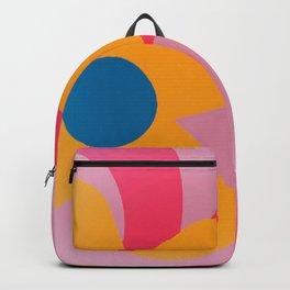 Sticky Flowers II Backpack