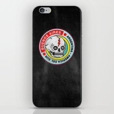 sudamerica iPhone & iPod Skin