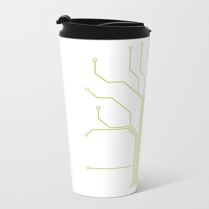 Apple CircuiTree Metal Travel Mug