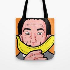 Pop Icon - Salvador Warhol Tote Bag