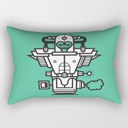 Robot 01 Rectangular Pillow