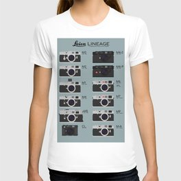 Leica Lineage T-shirt