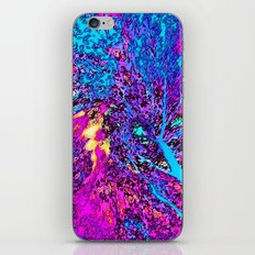 Psychedelic Mess iPhone & iPod Skin
