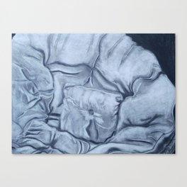 Papasan Comfort Canvas Print