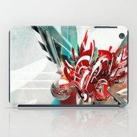 anaconda iPad Cases featuring Búsqueda by Andre Villanueva