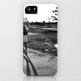 Joplin, MS 2011 - F5 iPhone Case