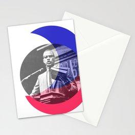 Malcom X - Shouts of Glory Stationery Cards