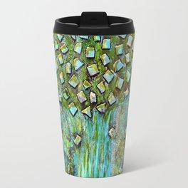 Turquoise home Travel Mug