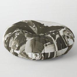 James Floor Pillow